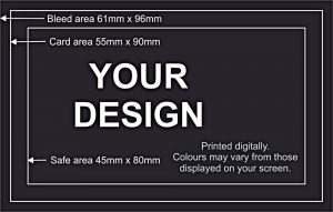 Business cards design guidelines