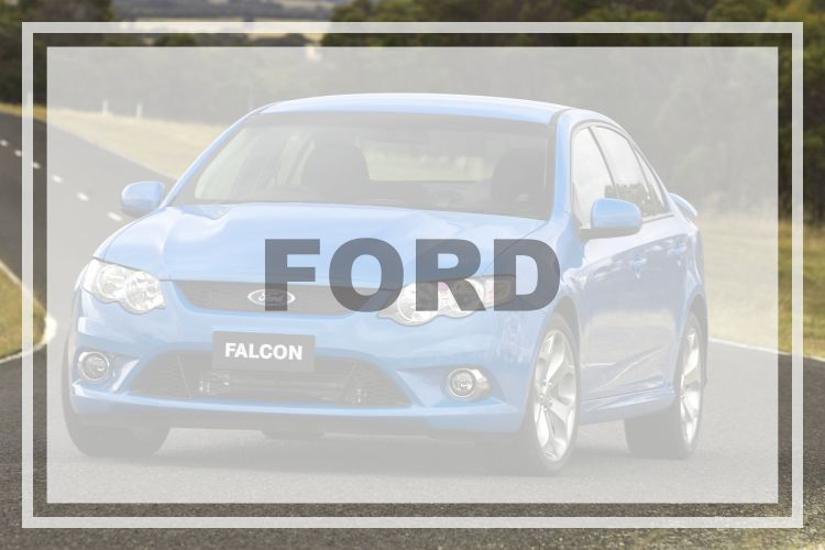FORD VEHICLE DECALS