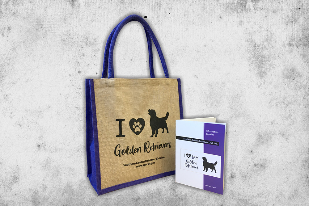 Bags and accessories printing Invercargill