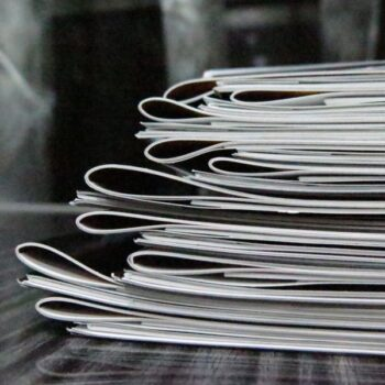 Booklets and Magazines Printing - I-CUE
