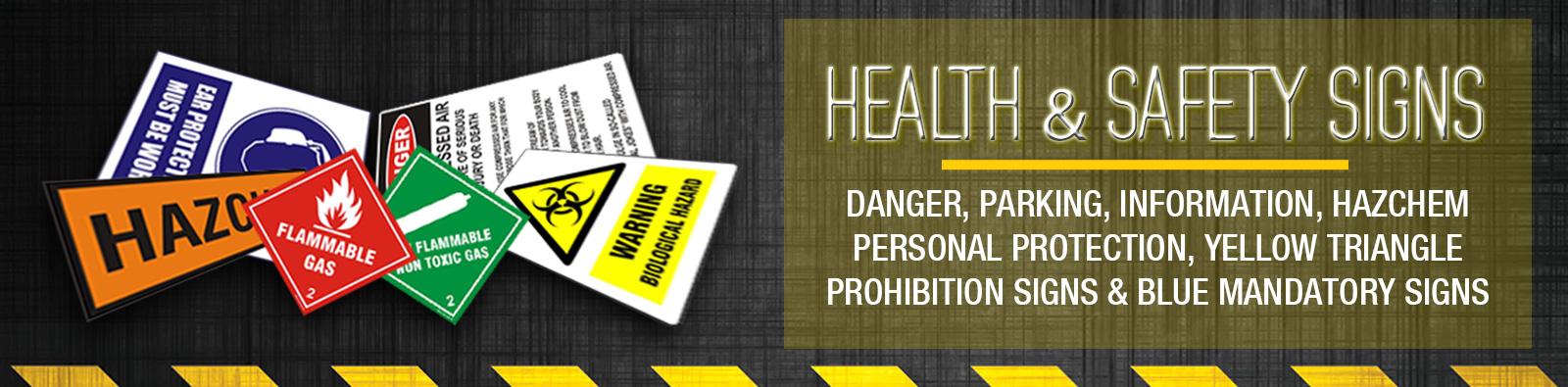 Hazard Signs I-CUE Invercargill
